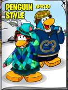 Club Penguin Clothing Catalog April